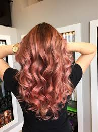 rose gold hair color all about rose gold hair color the root salon hair salon in
