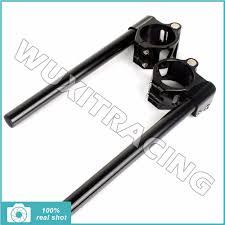 41mm split clip ons handlebars for suzuki an400 650 gsf400 600 gsx