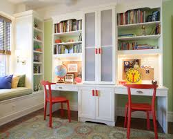 Study Table And Bookshelf Designs Built In Study Houzz