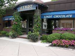 Princeton Cemetery Lindt Chocolate Shop