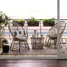 blumenkã sten balkon den balkon startklar machen moebel de