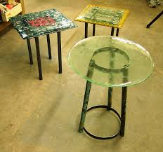 Outdoor Furniture Made From Recycled Materials by Making Functional Art From Recycled Materials Class Washington