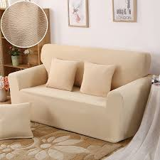 sofa hussen stretch settee covers picture more detailed picture about solid thick