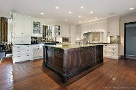 island kitchen cabinets 15 best images of 2 tone kitchen colors two tone kitchen