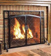 fireplace screen with glass doors fireplace design fireplace glass doors home depot gallery of