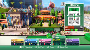 Monopoly Map Ubisoft And Hasbro Announce Monopoly Game For Nintendo Switch