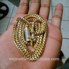 gold necklace clasps images Diamond clasp franco gold necklace chain designs for ladies thin jpg