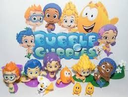 bubble guppies toys ebay