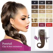 ponytail with extensions pictures hair extensions ponytail clip ins black hairstle picture