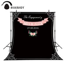 diy wedding backdrop names allenjoy diy wedding photobooth chalk archway background amazing