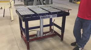 diy welding table plans how to build a flat welding table part 1 plans available fireball