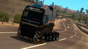 volvo truck dealer official volvo fh16 trucks v 3 1 u2013 by frkn64 american truck