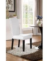 Leather Parson Dining Chairs Amazing Nailhead Dining Room Chairs Deals