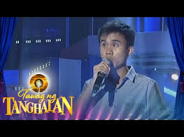 Songs With Blind In The Title Watch Blind Singer Carl Malone Wins Back Tawag Ng Tanghalan Title