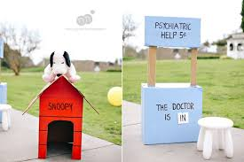 brown christmas snoopy dog house 12 creative peanuts party ideas to make yours the best dog