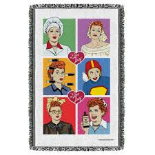 i love lucy blankets u0026 throws lucystore com