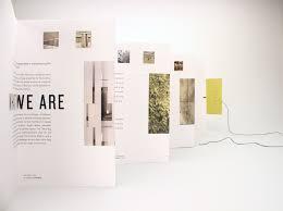 2 3 4 arts center brochure design on behance
