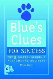 diane tracy blue u0027s clues success bookpage