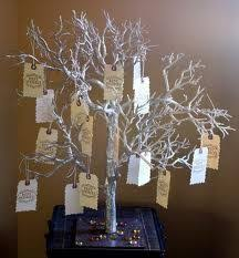 wedding wish trees wish tree a place for parents to put their wishes for their child