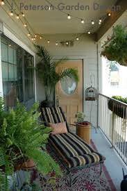 apartment balcony garden home u0026 interior design