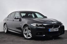 bmw 5 series 530d m sport for sale used 2014 bmw 5 series 530d m sport 4dr auto for sale in
