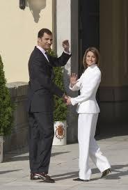 how did king felipe vi and queen letizia of spain meet popsugar