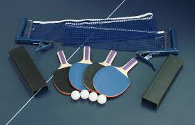 Brunswick Table Tennis Drop Shot Table Tennis Accessory Kit American Heritage Billiards