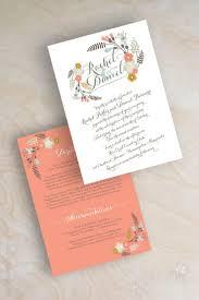 garden wedding invitation ideas 172 best wedding invitations images on pinterest blue wedding