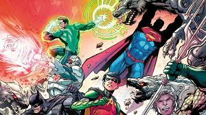 justice league justice league 51 dc