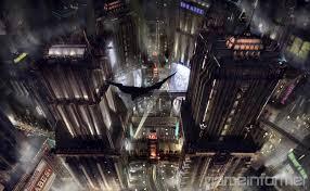 Map Of Gotham City Gotham City Arkham Wiki Fandom Powered By Wikia
