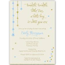 twinkle stars glitter and gold boys baby shower invitation u2013 the