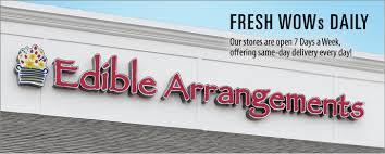 edible delivery edible arrangements mission statement