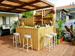 awesome outdoor kitchen and bar allstateloghomes com