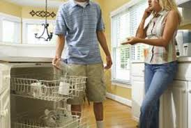 installing a dishwasher in existing cabinets how to install a dishwasher before or after flooring home guides