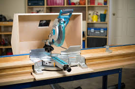 table saw vacuum dust collector miter saw dust hood buildsomething com