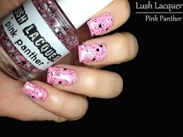 fashion polish lush lacquer pink panther u0026 color gray