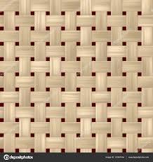 woven rattan wicker weave seamless pattern texture background