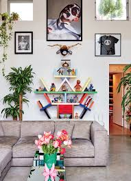 look inside one fashion design u0027s exceedingly colorful home vogue