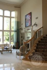 85 best 2 story drapery images on pinterest tall windows