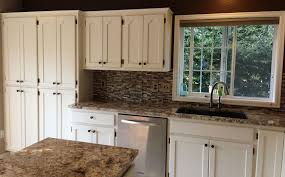How To Clean White Kitchen Cabinets Sound Finish Cabinet Painting Refinishing Seattle Seattle