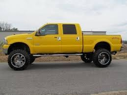 2006 ford f 350 amarillo diesel lariat lifted truck for sale