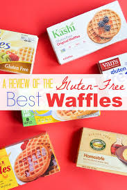 Eggo Toaster Waffles Review Of The Best Frozen Gluten Free Waffles Clean Eating