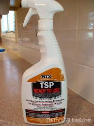 clean polyurethane painting cabinets instead of sanding clean cabinets with tsp