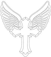 24 best 8x10 angel outline tattoo images on pinterest angels