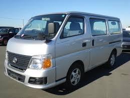 nissan caravan van vwe25 222555 carz u0026 carz fiji car sales