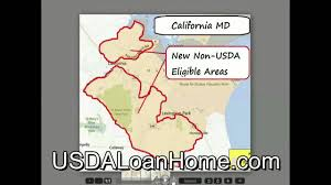 changes in southern maryland loan program usda rural development