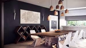 rustic modern dining room modern design ideas