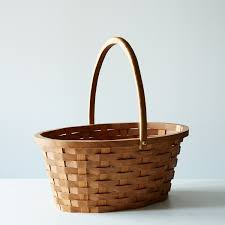 basket easter wood easter basket on food52
