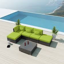 Pool Patio Furniture by Decorating Cheap Patio Sectional Furniture With Coffee Table And