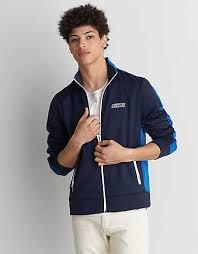 American Eagle Parka Mens Fleece Jacket American Eagle Outfitters